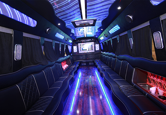 rent a limo in toronto